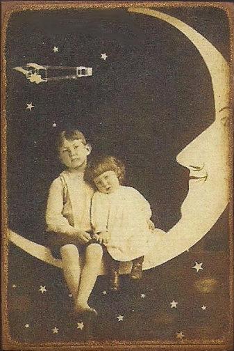 Лунни деца